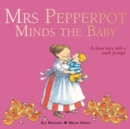 Image for Mrs Pepperpot minds the baby