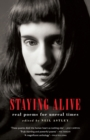 Image for Staying alive  : real poems for unreal times