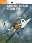 Image for Albatros aces of World War 1