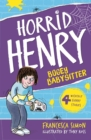 Image for Horrid Henry and the bogey babysitter