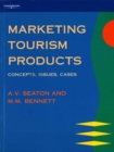 Image for The marketing of tourism products  : concepts, issues and cases