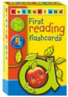 Image for First reading flashcards