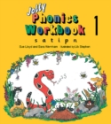 Image for Jolly Phonics Workbook 1 : in Precursive Letters (BE)