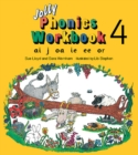 Image for Jolly Phonics Workbook 4 : in Precursive Letters (BE)
