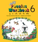 Image for Jolly Phonics Workbook 6 : in Precursive Letters (British English edition)
