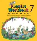 Image for Jolly Phonics Workbook 7 : in Precursive Letters (BE)