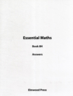 Image for Essential Maths Book 8H Answers