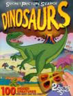 Image for Secret Picture Search Dinosaurs : 100 Hidden Creatures - How Many Can You Find?