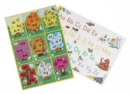 Image for Jolly phonics alternative spelling and alphabet posters