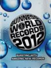 Image for Guinness world records 2012