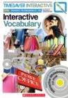 Image for Interactive vocabulary