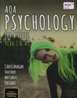 Image for AQA psychology for A levelYear 1 & AS