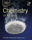 Image for WJEC Chemistry for AS Level: Student Book