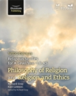 Image for WJEC/EDUQAS religious studies for A level year 1 & AS: Philosophy of religion and religion and ethics
