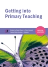 Image for Getting into primary teaching