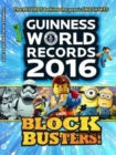 Image for Guinness World Records 2016 : Blockbusters