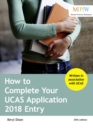Image for How to complete your UCAS application  : 2018 entry