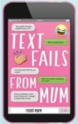 Image for Text fails from mum