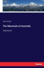 Image for The Mammals of Australia