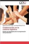 Image for Colaboracion En La Cadena Logistica