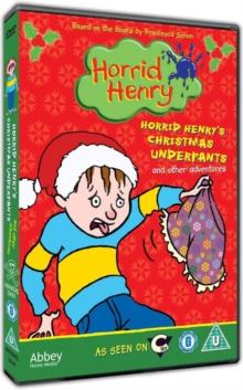 Horrid Henry: Horrid Henry's Christmas Underpants -