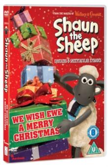 Shaun the Sheep: We Wish Ewe a Merry Christmas -