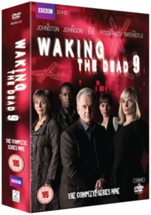 Waking the Dead: Series 9 Starring Trevor Eve (5051561032288