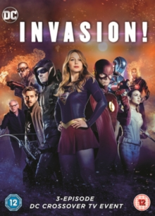 Image for Invasion! - DC Crossover