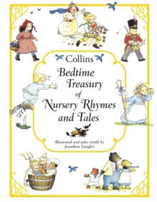 Collins bedtime treasury of nursery rhymes and tales - Langley, Jonathan