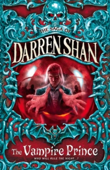 The vampire prince - Shan, Darren