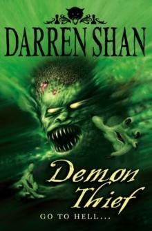 Demon thief - Shan, Darren