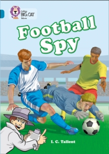 Football spy - Waddell, Martin