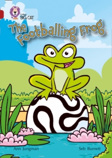 The footballing frog - Jungman, Ann