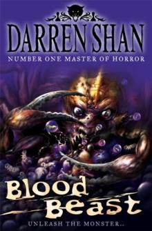 Blood beast - Shan, Darren