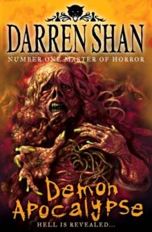 Demon apocalypse - Shan, Darren