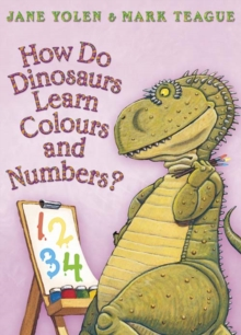 Image for How do dinosaurs learn colours and numbers?