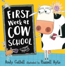 First week at cow school - Cutbill, Andy