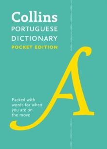 Collins pocket Portuguese dictionary