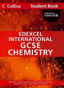 Image for Collins International GCSE - Chemistry Student Book: Edexcel International GCSE.
