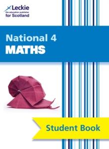 National 4 Mathematics Student Book