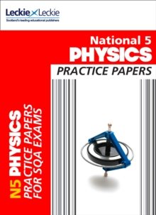 National 5 physics: Practice exam papers