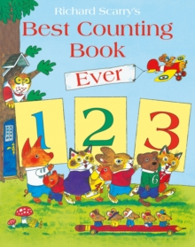 Richard Scarry's best counting book ever - Scarry, Richard