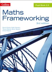 Maths frameworkingPupil book 2.3 - Evans, Kevin