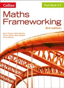 Maths frameworkingPupil book 3.3 - Evans, Kevin