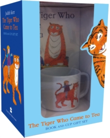 The Tiger Who Came to Tea Book and Cup Gift Set - Kerr, Judith