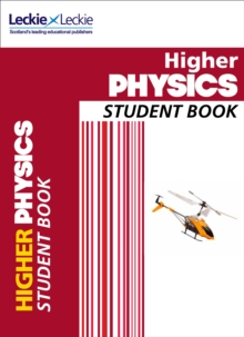 CfE Higher physics: Student book