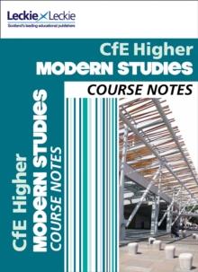 CfE higher modern studies - Farr, Pamela