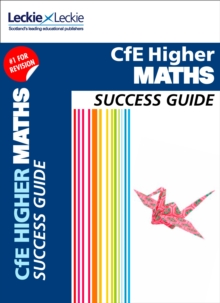 Higher mathematics success guide