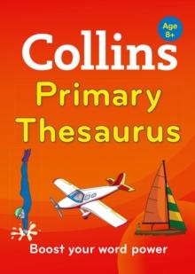 Collins primary thesaurus - Collins Dictionaries