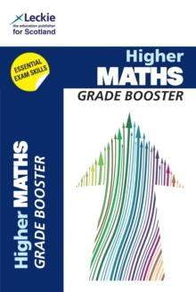 CfE Higher Maths grade booster